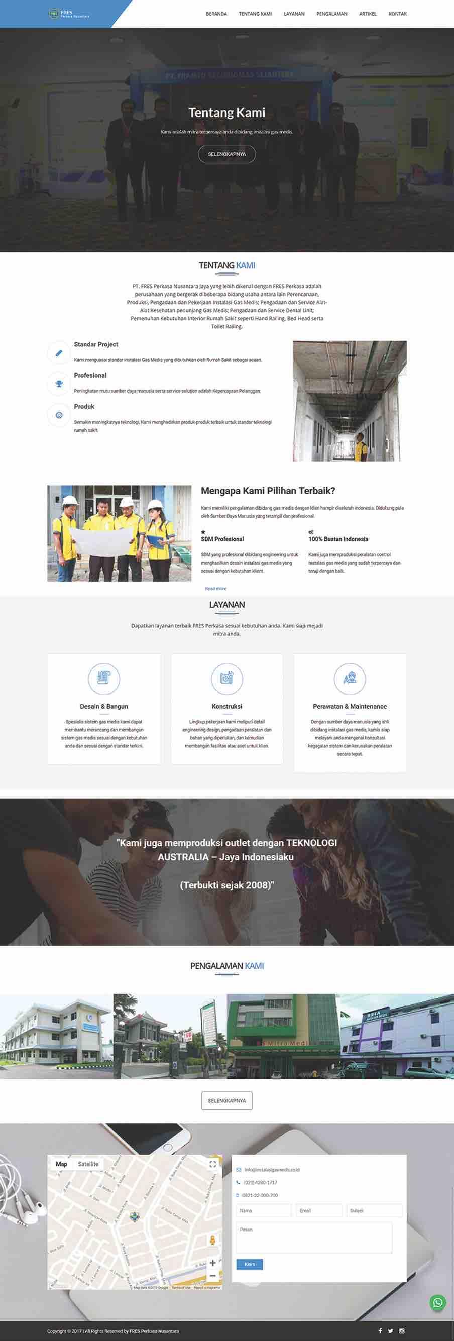 Website FPNJ