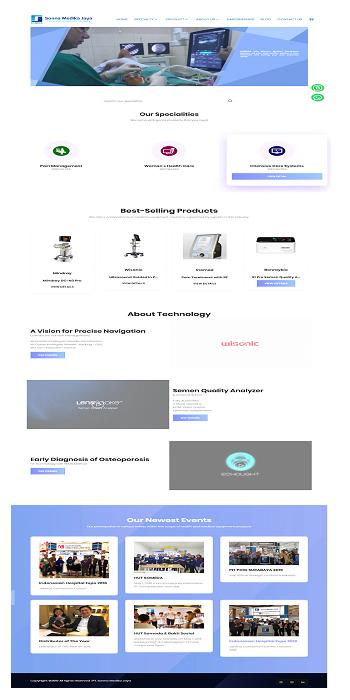 Website Sonnamedika